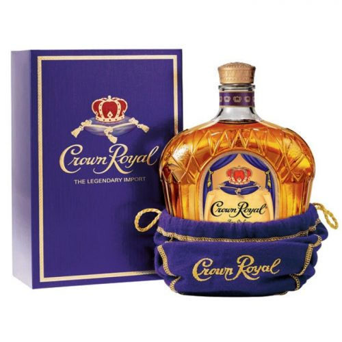 CROWN ROYAL CANADIAN WHISKY 750ml-5148