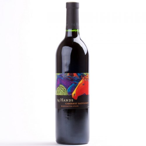 14 HANDS CABERNET SAUVIGNON 750ml-282