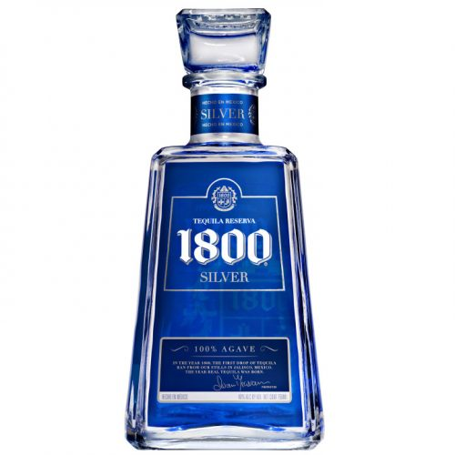 1800 SILVER TEQUILA 750ml-1063