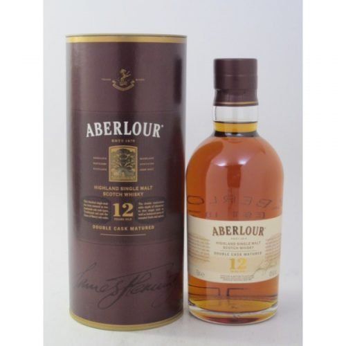 ABERLOUR 12yrs SINGLE MALT 750ml-1019