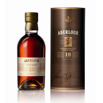 ABERLOUR 18yrs SINGLE MALT 750ml-1029