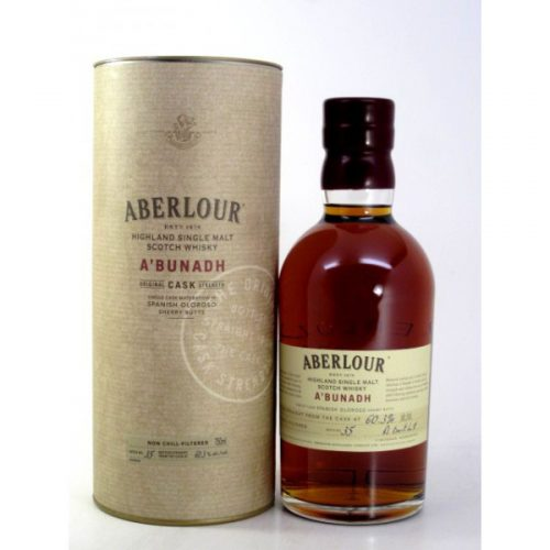 ABERLOUR ABUNADH SINGLE MALT 750ml-1030