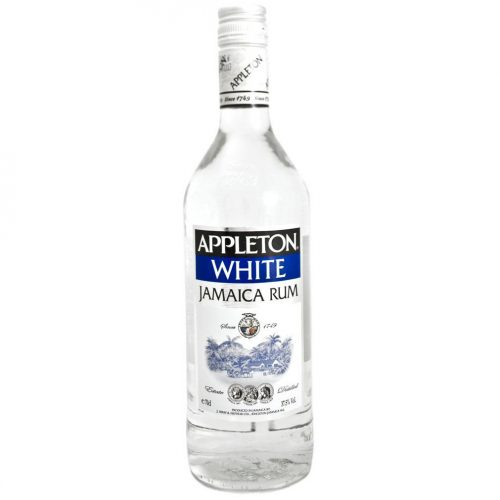 APPLETON WHITE RUM 750ml-2382