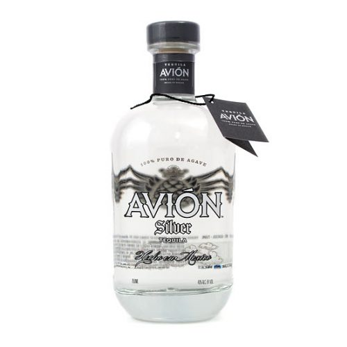 AVION SILVER TEQUILA 750ml-2737