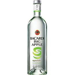 BACARDI BIG APPLE 750ml-2481