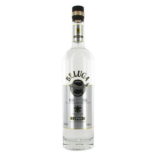 BELUGA NOBLE RUSSIAN VODKA 750ml-2760