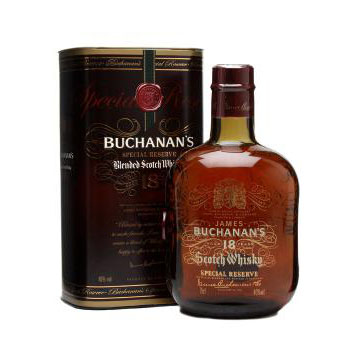 BUCHANANS 18yrs SCOTCH 750ml-873