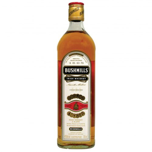 BUSHMILLS IRISH WHISKEY 750ml-0