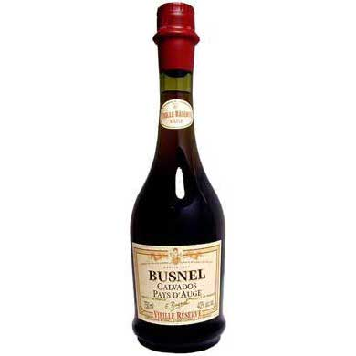 BUSNEL CALVADOS APPLE BRANDY VSOP 750ml-2157