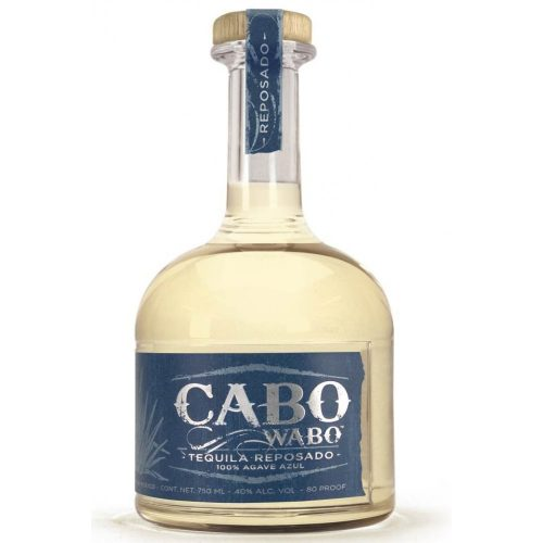 CABO WABO REPOSADO SAMMY HAGAR 750ml-2724
