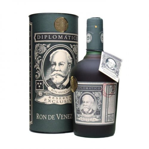 DIPLOMATICO RUM RESERVA EXCLUSIVA 750ml-0