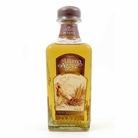 EL ULTIMO AGAVE REPOSADO 750ml-0