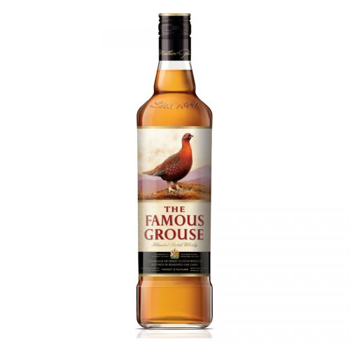 FAMOUS GROUSE SCOTCH WHISKY 750ml-0