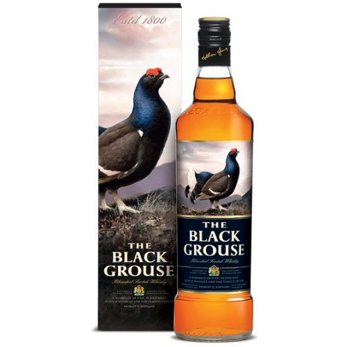 FAMOUS GROUSE THE BLACK GROUSE SCOTCH WHISKY 750ml-0