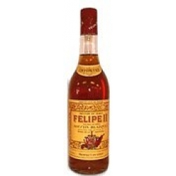 FELIPE II SPANISH BRANDY 750ml-1327