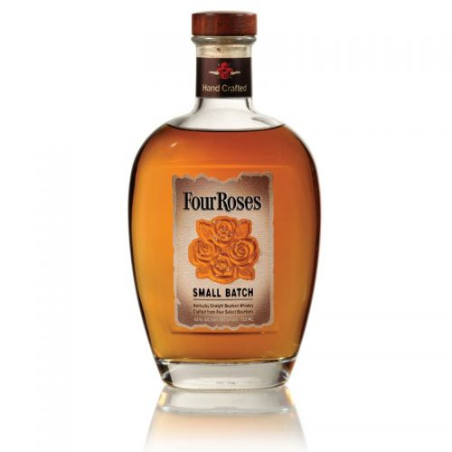 FOUR ROSES SMALL BATCH BOURBON WHISKEY 750ml-0