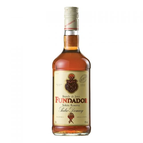 FUNDADOR SPANISH BRANDY 750ml-1322