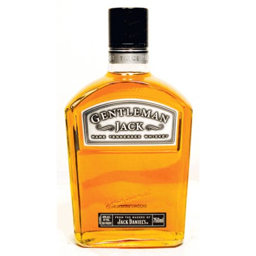 GENTLEMAN JACK RARE TENNESSEE WHISKEY 750ml-0