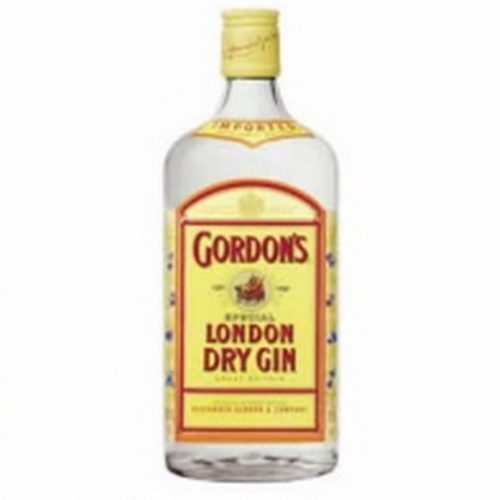 GORDONS LONDON DRY GIN 750ml-1480