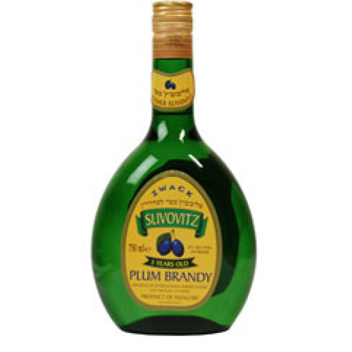 HUNGARIAN SLIVOVITZ PLUM BRANDY 750ml-0