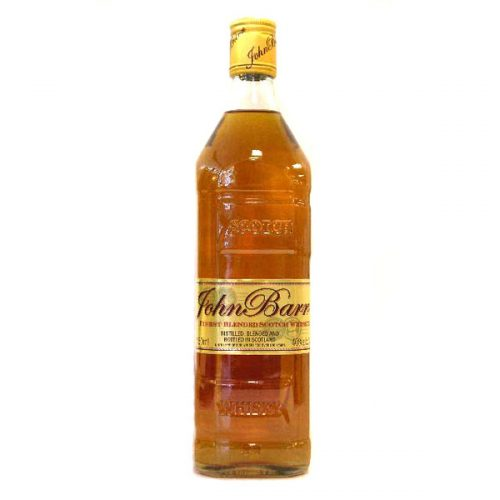 JOHN BARR GOLD SCOTCH WHISKY 750ml-0