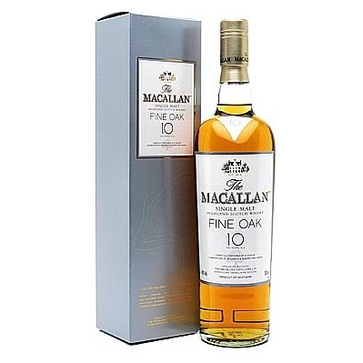 MACALLAN 10yrs SINGLE MALT 750ml-1000