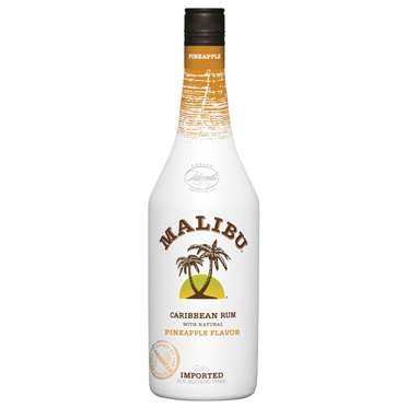 MALIBU PINEAPPLE RUM 750ml-0