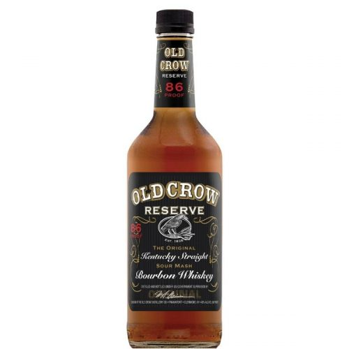 OLD CROW RESERVE BOURBON WHISKEY 750ml-0