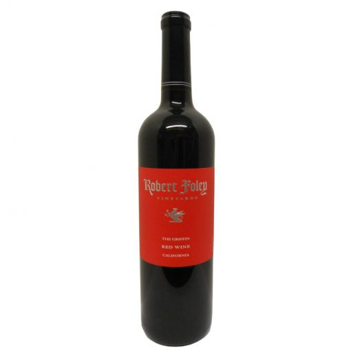 ROBERT FOLEY THE GRIFFIN RED WINE 750ml-474