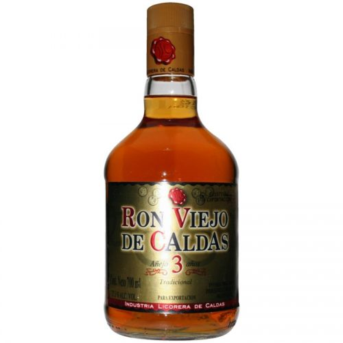 RON VIEJO DE CALDAS 3yrs RUM 750ml-2328