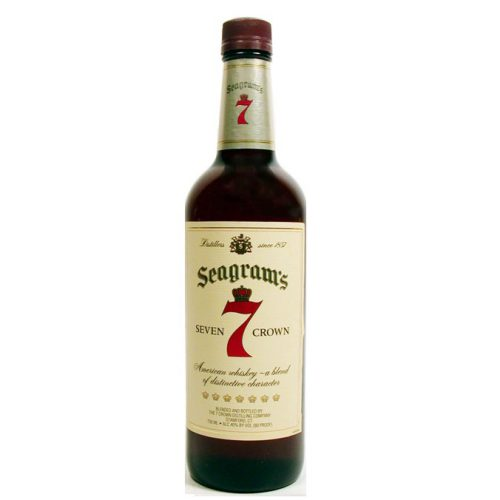 SEAGRAMS 7 AMERICAN 750ml-829