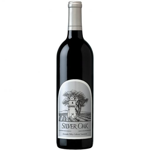 SILVER OAK ALEXANDER VALLEY CABERNET SAUVIGNON 750ml-312