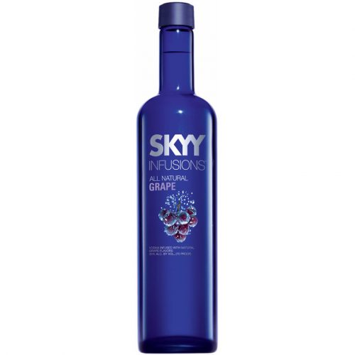 SKYY GRAPE INFUSION 750ml-0