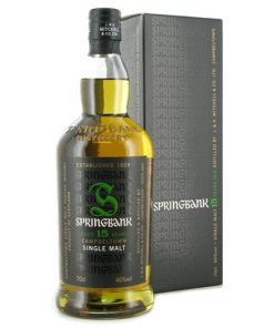 SPRINGBANK 15yrs SINGLE MALT 750ml-957