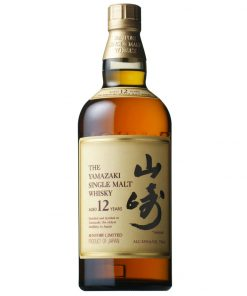 SUNTORY YAMAZAKI SINGLE MALT 12yrs 750ml-951