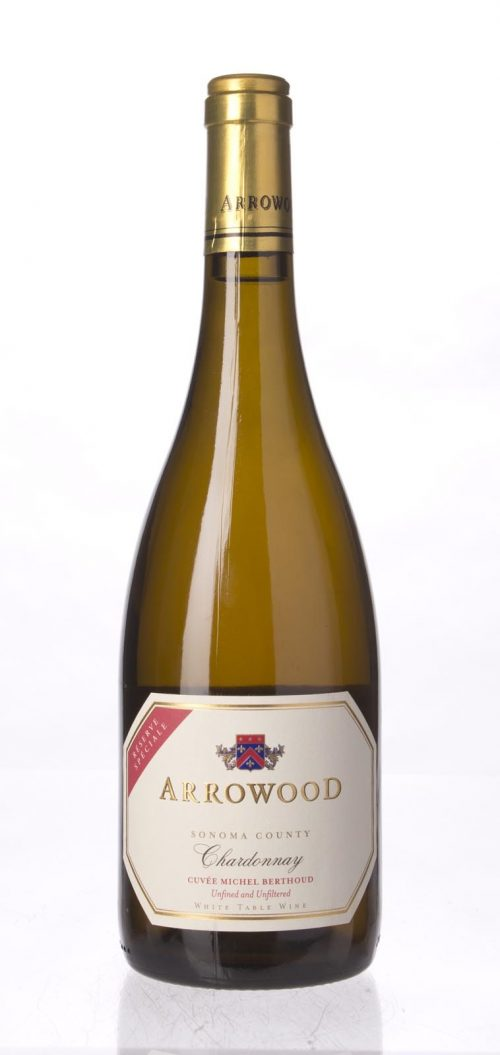 ARROWOOD CHARDONNAY 750ml-3601