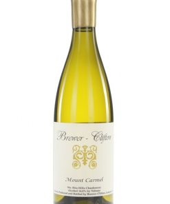 BREWER CLIFTON MOUNT CARMEL CHARDONNAY 750 ml-3611
