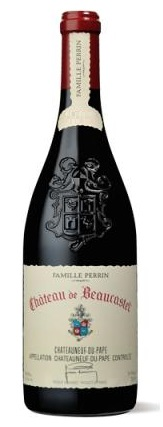 CHATEAU BEAUCASTEL 2009 CHATEAUNEUF 750ml-4124