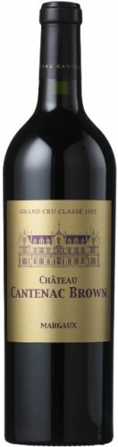 CHATEAU CANTENAC BROWN MARGAUX 750ml-4043