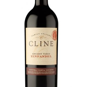 CLINE ZINFANDEL ANCIENT VINES 750ml-3628
