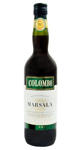 COLOMBO MARSALA DRY 750ml-0