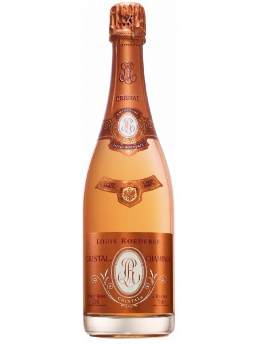 LOUIS ROEDERER CRISTAL ROSE 750ml-3551