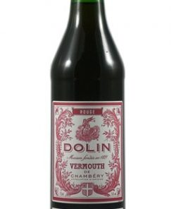 DOLIN ROUGE VERMOUTH DE CHAMBERY 750ml-3924