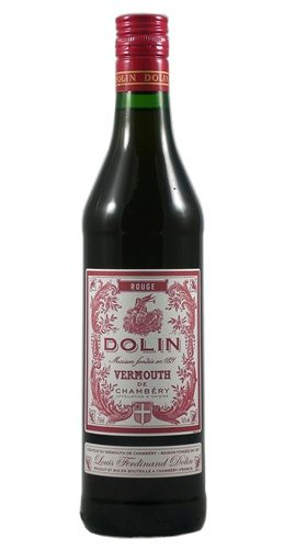 DOLIN ROUGE VERMOUTH DE CHAMBERY 750ml-0