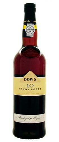 DOW S PORT TAWNY 10YR 750ml-3947