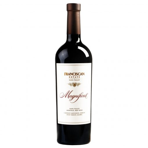 FRANCISCAN MAGNIFICAT RED WINE 750ml-3651