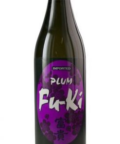 FU KI PLUM 750ml-3973