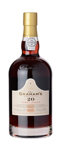 GRAHAMS 20 YEARS PORT 750ml-3954