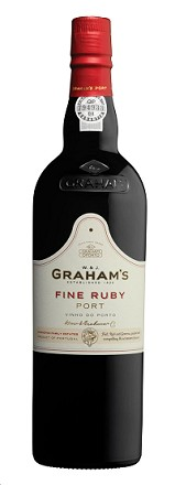 GRAHAMS PORT RUBY 750ml-3956