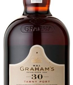 GRAHAMS TAWNY PORTO 30yrs 750ml-4138